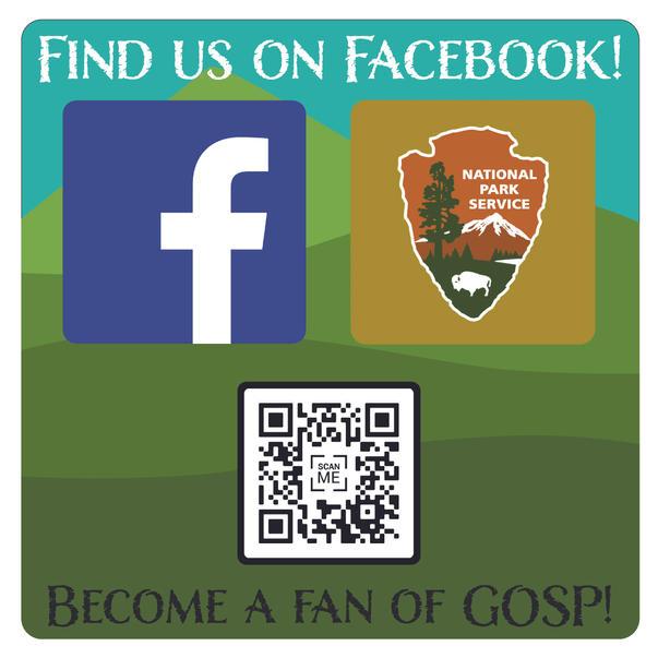 Social Media QR Code Poster