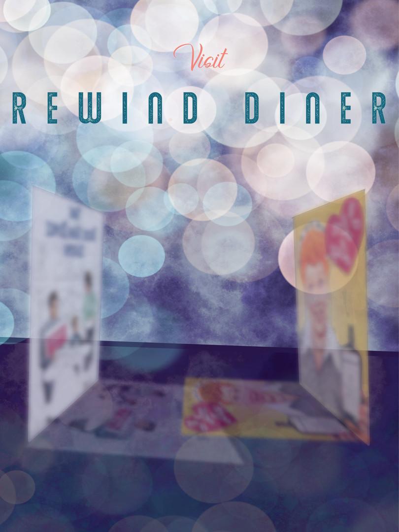Rewind Diner- Kristen Nicolais