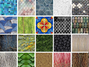 30 Texture References