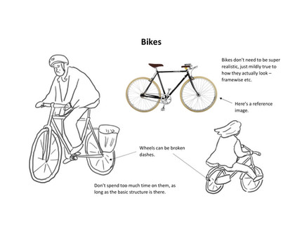 Norwich LL - bikes