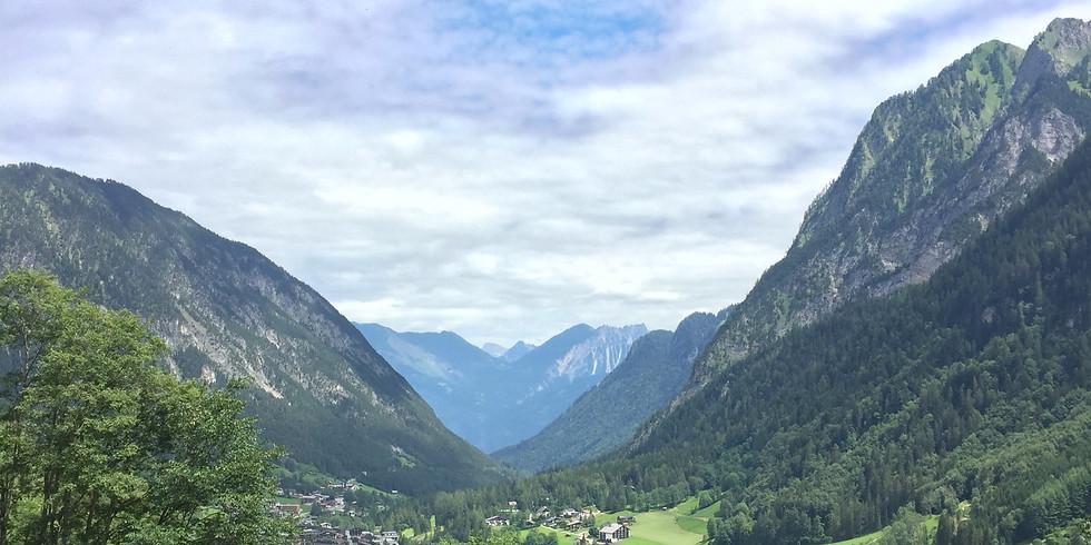 Bergtour-Coaching für Unternehmen 2021