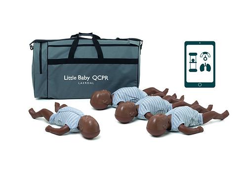 Little Baby QCPR 4- Pack (Dark)