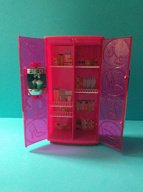 Refrigerador Barbie