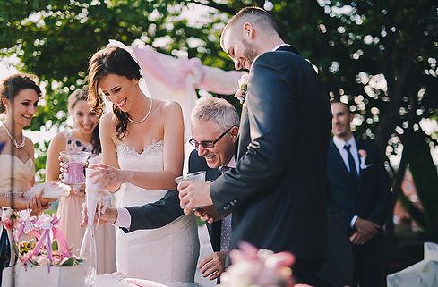 Polgári ceremónia, homoköntés, homok ceremónia, esküvőszevezés,