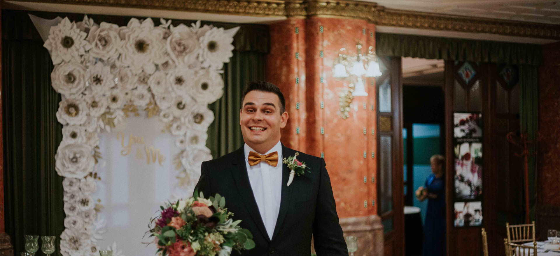 Íme a vőlegény- vajon kinek örül ennyire?