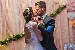 Esküvői ceremónia, a csók