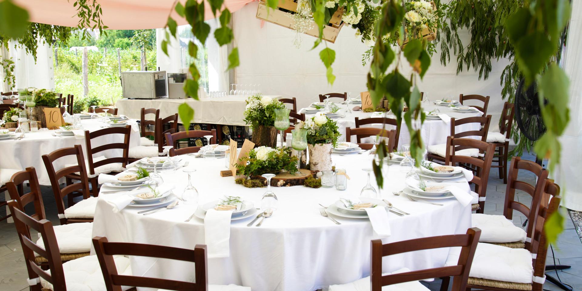 Erdő az esküvőn!