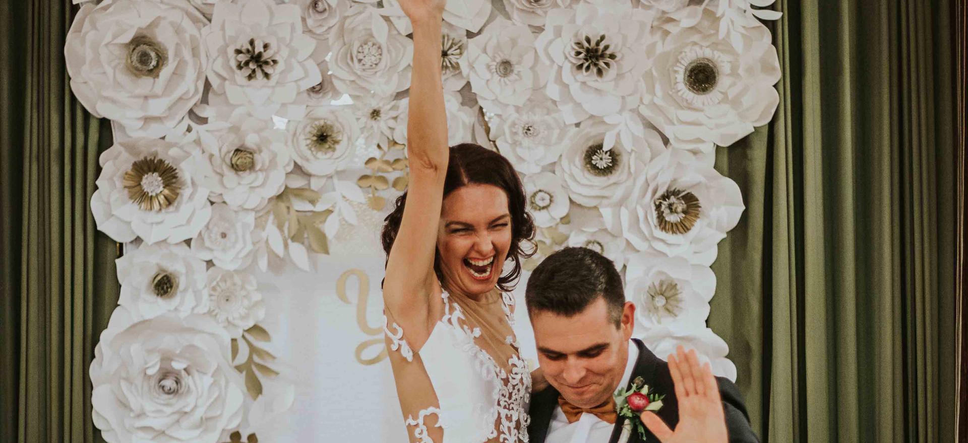 Éljen a menyasszony