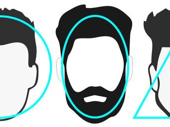 Barba para cada formato de rosto.