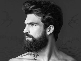 4 produtos naturais para crescimento da Barba e Cabelo
