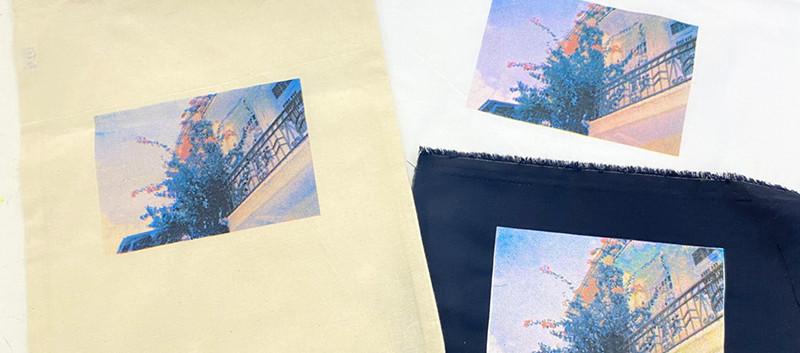 【シルクスクリーンラボ】布に写真を印刷してみよう!