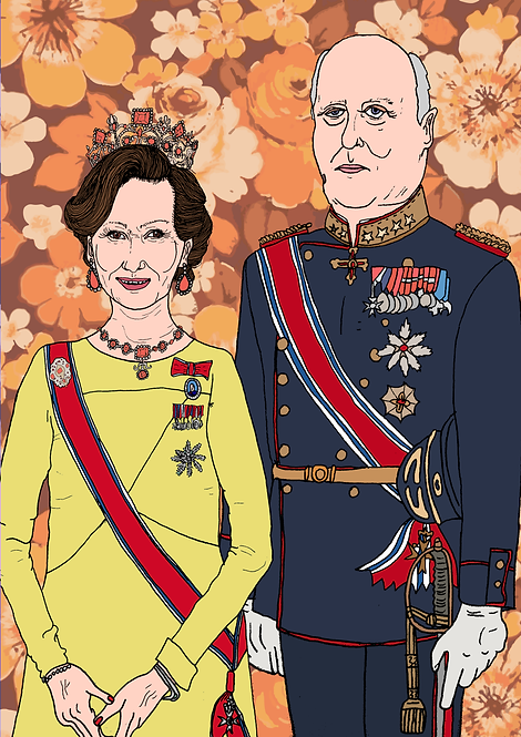 Kongeparet VIII
