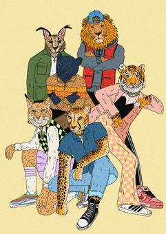 407. Big Meow Gang II.png