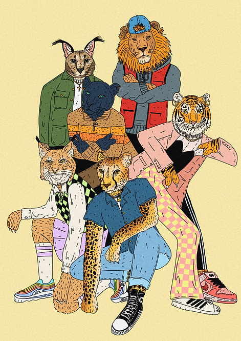 Big Meow Gang II
