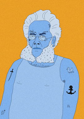 169. Da-4-Big, Henrik Ibsen