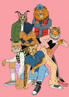 407. Big Meow Gang II ROSA.png
