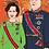 Thumbnail: Kongeparet XI