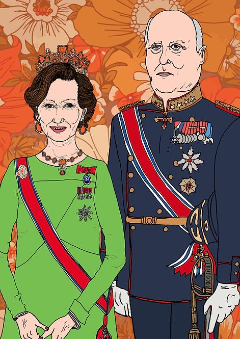 Kongeparet XI