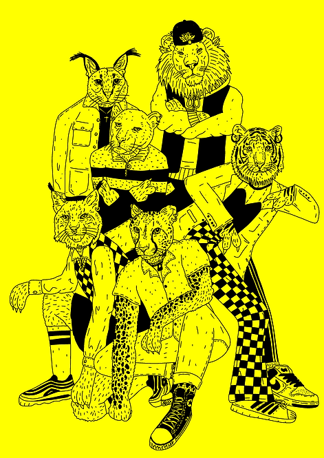 Big Meow Gang III
