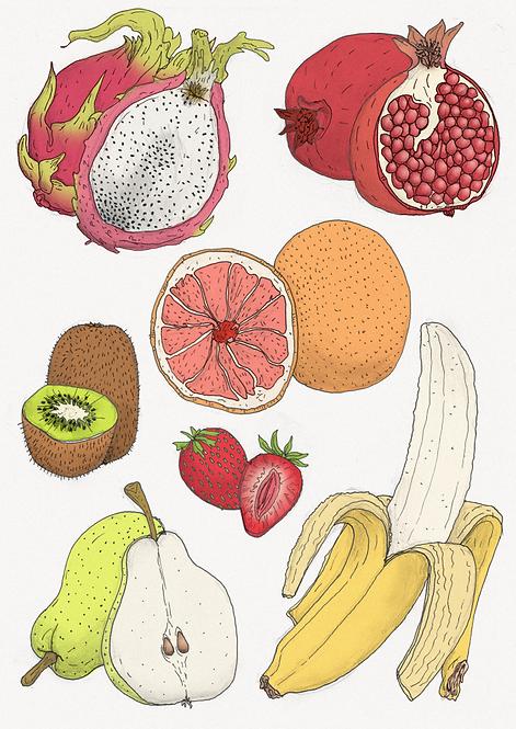 Fruity Fresh I