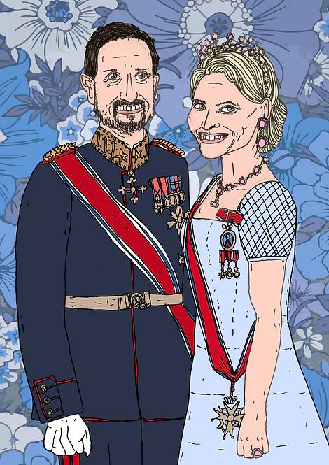 Kronprinsparet VII