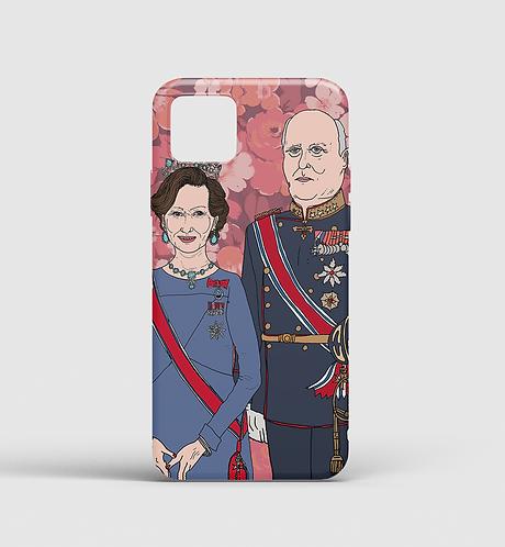 Kongeparet IX (iPhone case)