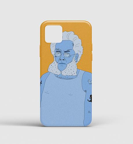 Henrik Ibsen I (iPhone case)
