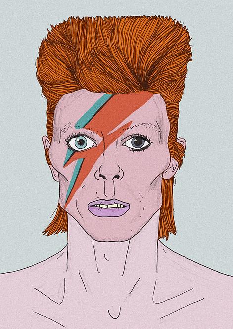 David Bowie I