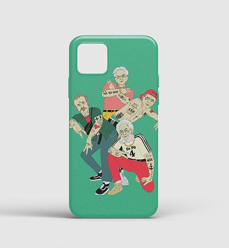 DB4 VI (iPhone case)