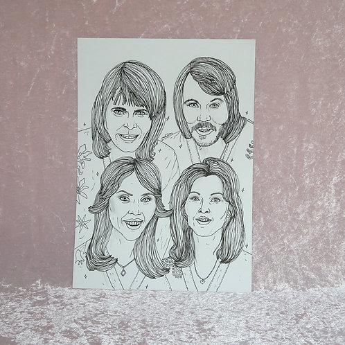 ORIGINAL:  ABBA