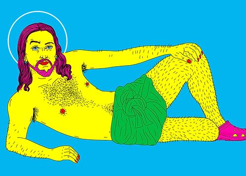 Sexy Christ VII