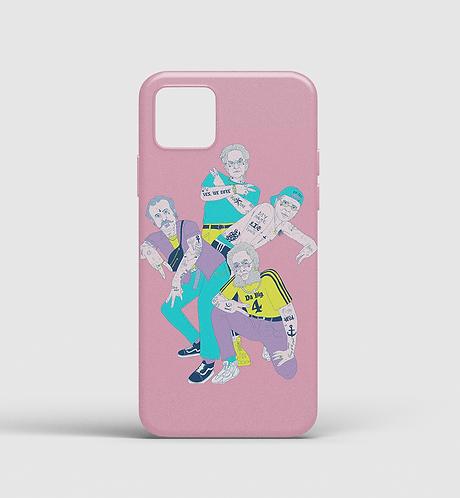 DB4 VIII (iPhone case)