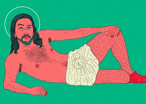 Sexy Christ V