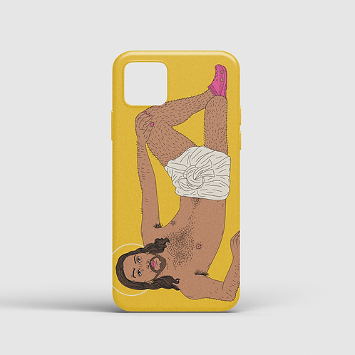 Sexy Christ (iPhone case)