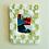 Thumbnail: Green Checkered MINI MIRROR