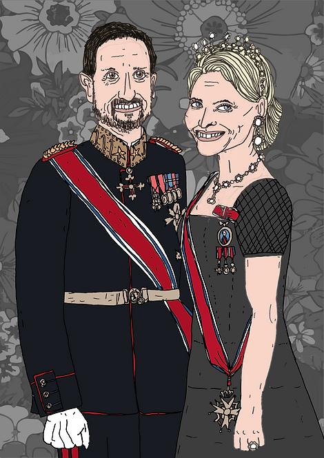 Kronprinsparet VI