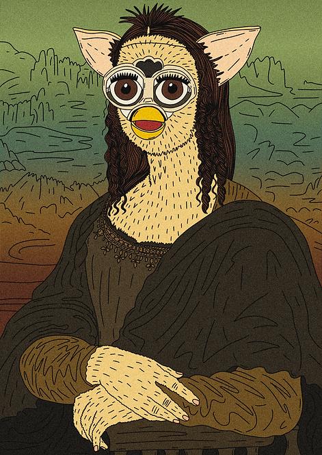 Furby Lisa