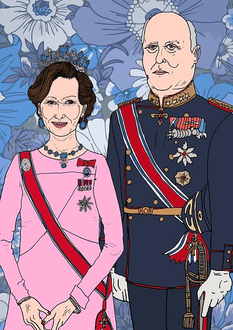 Kongeparet XIII