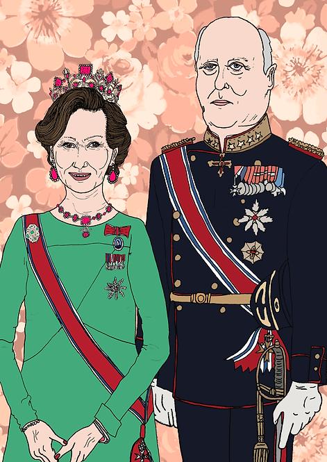 Kongeparet XVIII