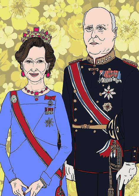 Kongeparet XVI