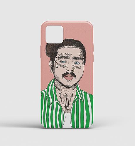 Post Malone (iPhone case)