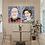 Thumbnail: Kong Harald & Sonja (BLUE, PINK or YELLOW)
