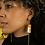 Thumbnail: BLING TAMPON earrings