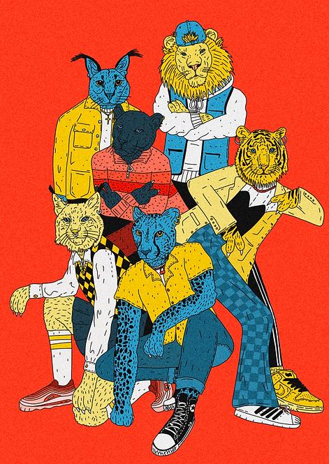 Big Meow Gang I