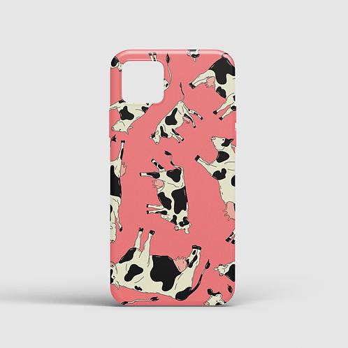 Raining MooMoo (iPhone case)