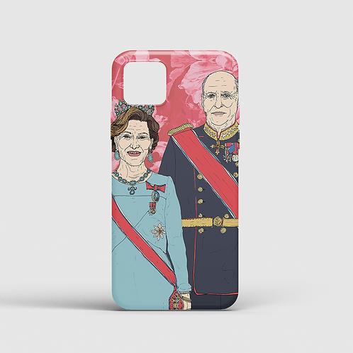 Kongeparet 2.1 (iPhone case)