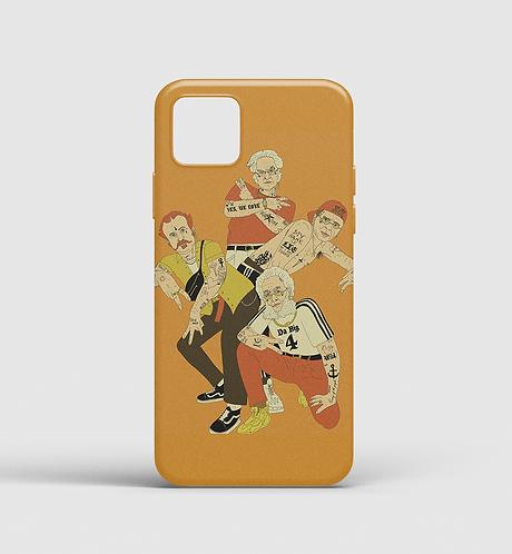 DB4 VII (iPhone case)