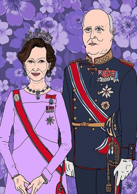 Kongeparet VII