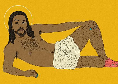 Sexy Christ II