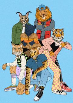 407. Big Meow Gang II BLUE.png